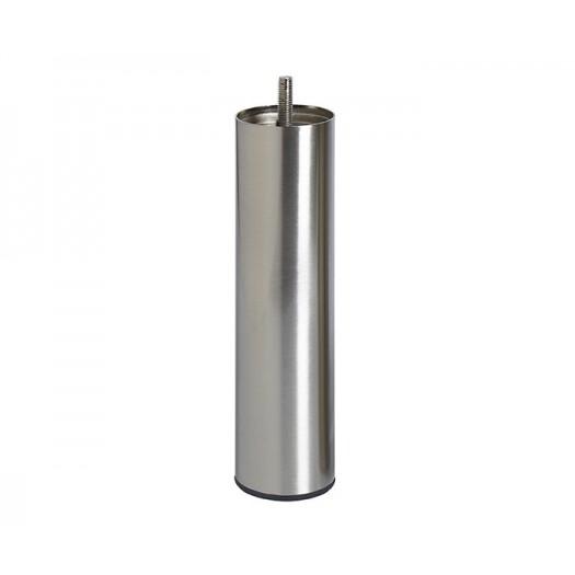 Cylindre alu brossé